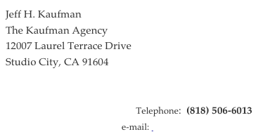 Jeff H. Kaufman